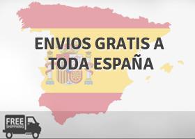 Entrega gratuita a España