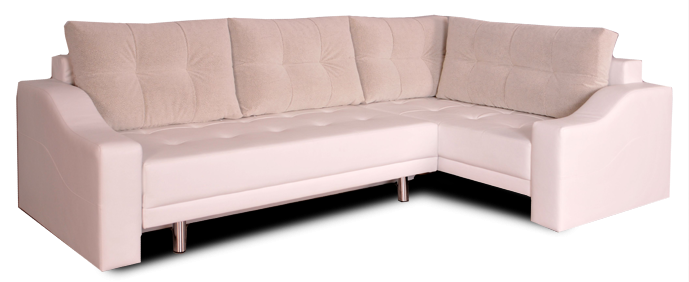Algero - Fabric corner sofa