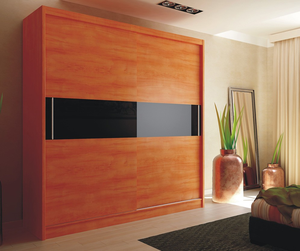 Montana 2 - sliding door armoire