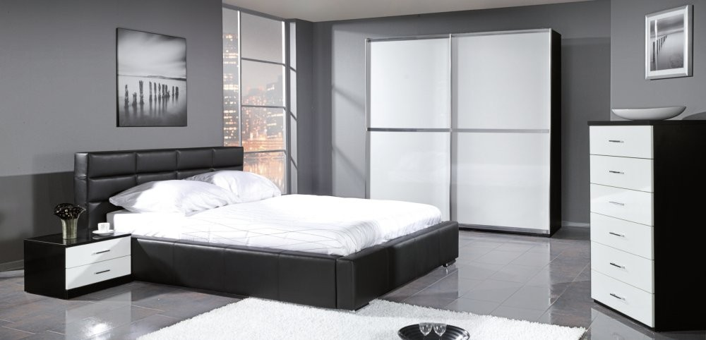 Panama - modern bedroom set