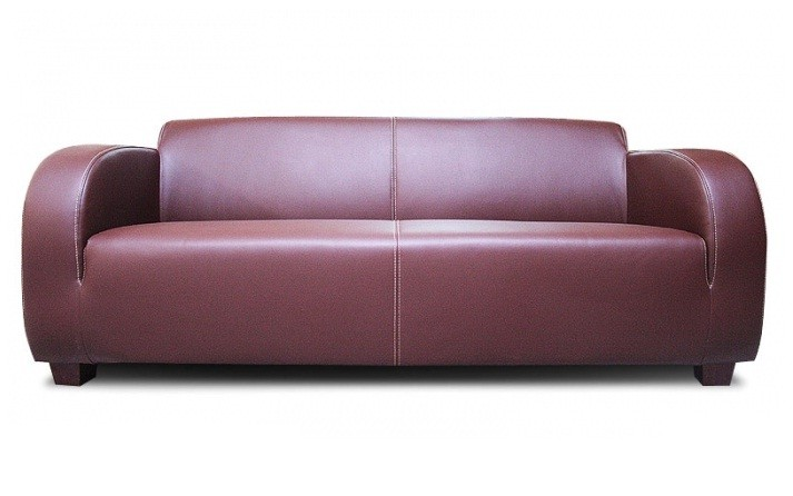 Hugo 3 - 3 seater leather sofa