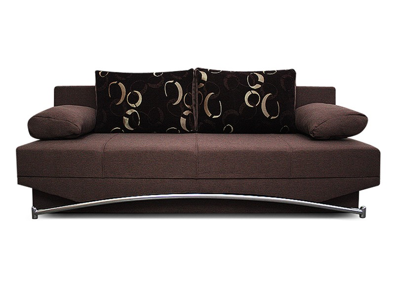 Luiza2 - sofa bed with 4 pillows