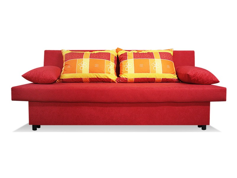 Sara - sofa bed with 4 pillows