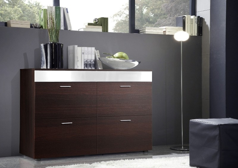 Paris SB 5 - Wenge chest of drawers