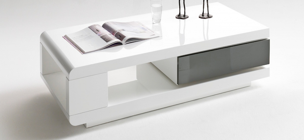 Ida - modern coffee table
