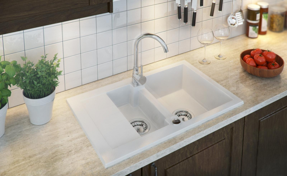 PN-Syde double sink kitchen