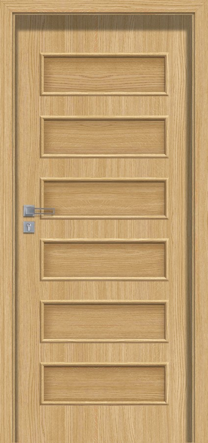 Plano INC - oak internal door