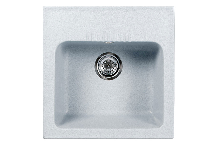 BR-Elios 4 - Inset composite granite kitchen sink