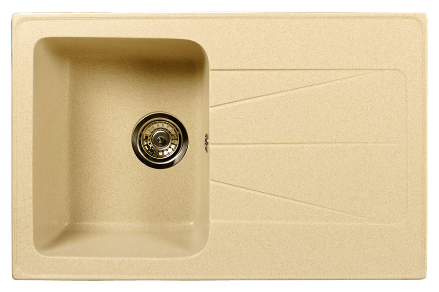 BR-Carina - Easy to clean granite kitchen sink