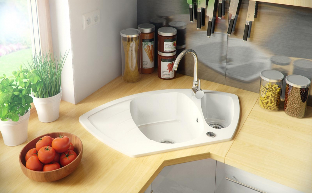 PN-Kenosha composite kitchen sinks