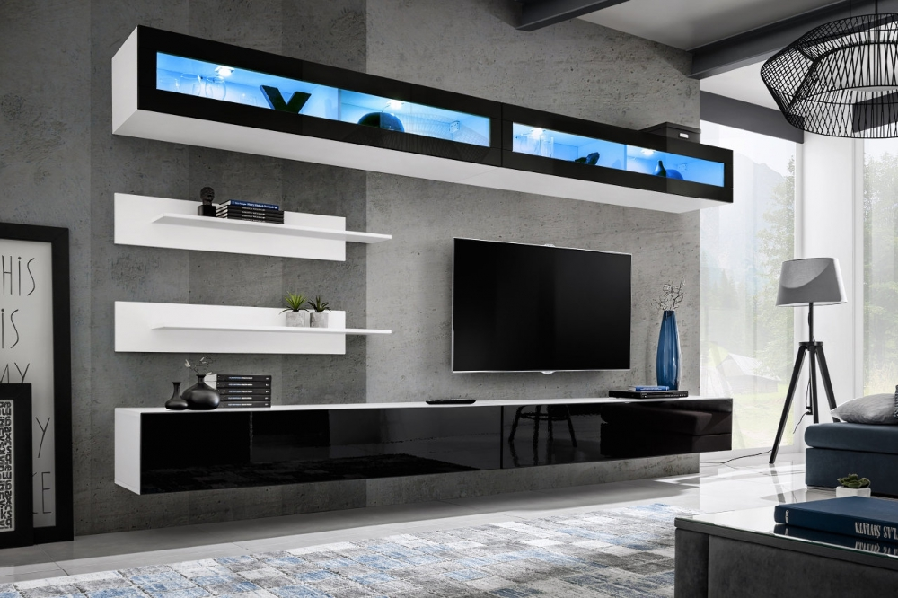 Idea I2 - modern entertainment center
