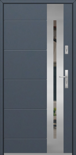 Fargo 26 - composite front door