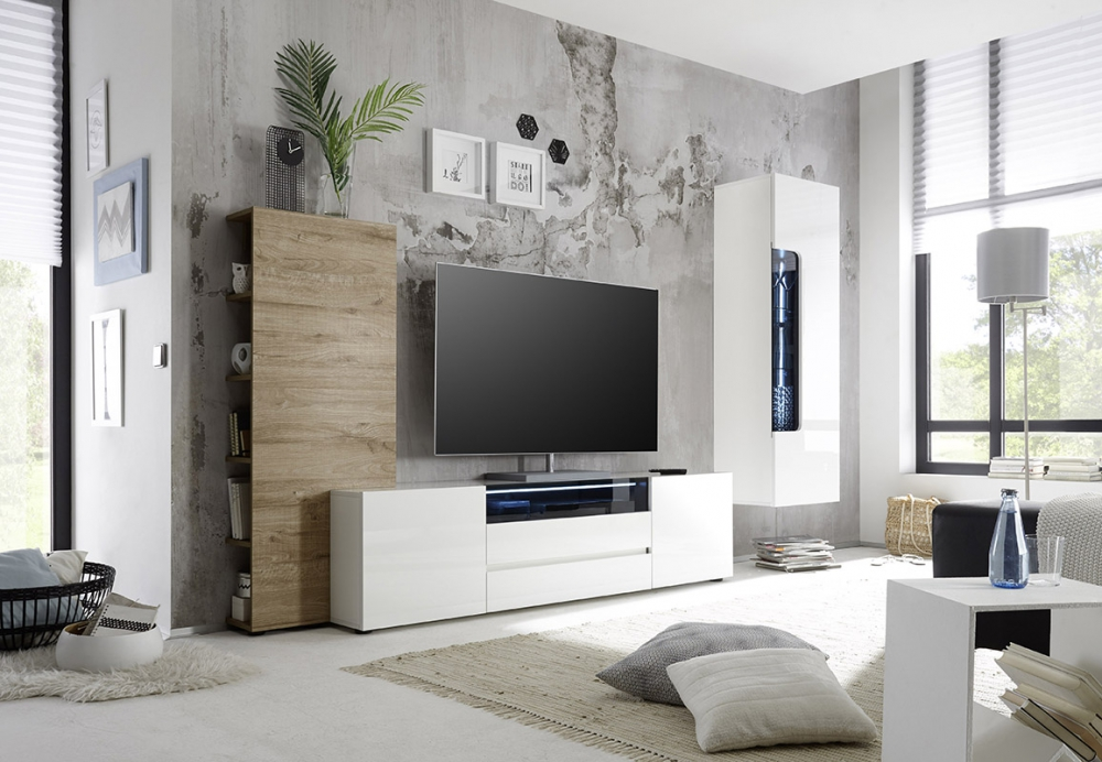 Vicenza 2 - meuble tv hifi