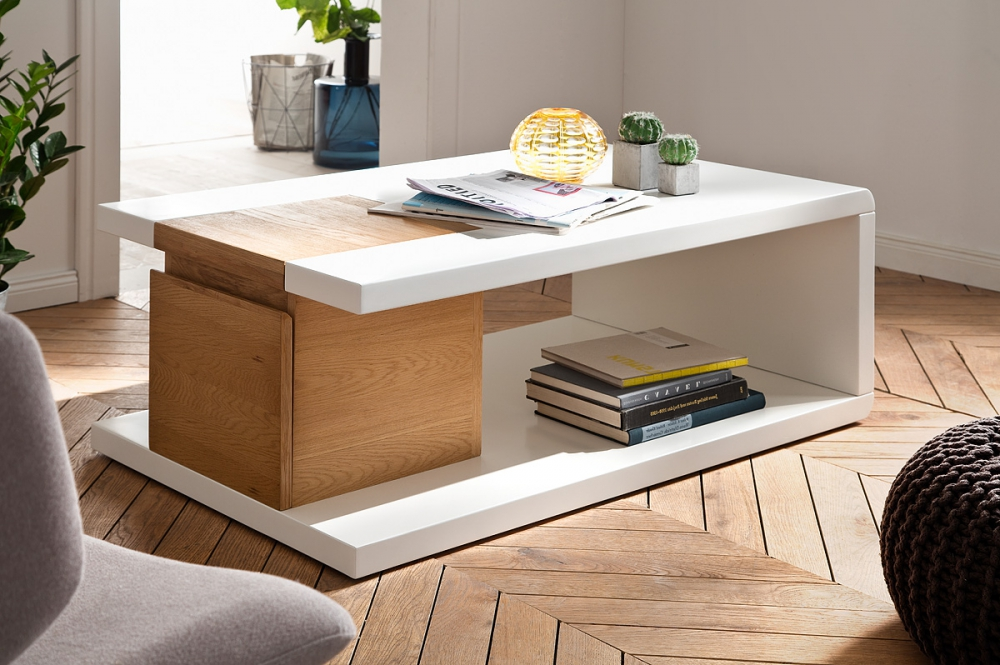 Pavel - modern coffee table