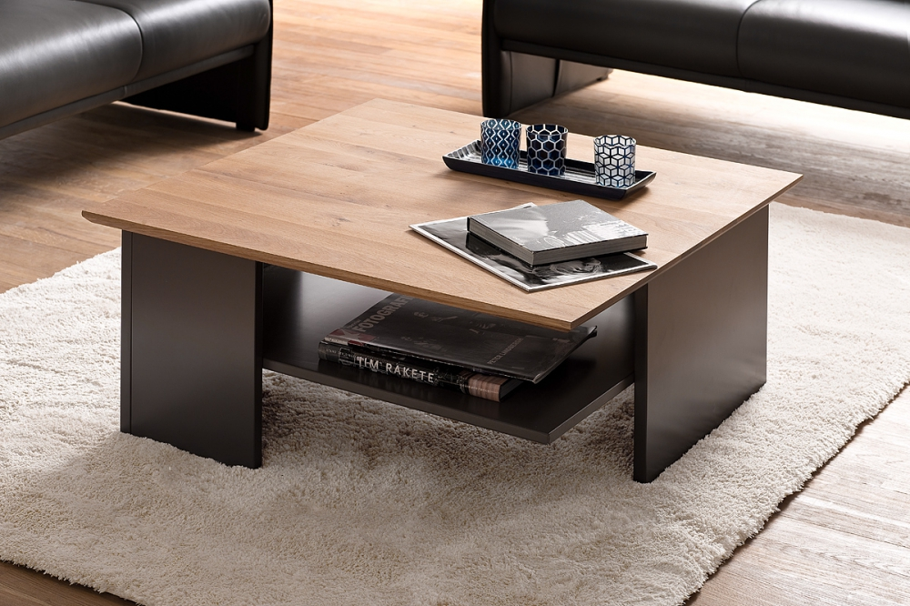 Leona - traditional square coffee tables