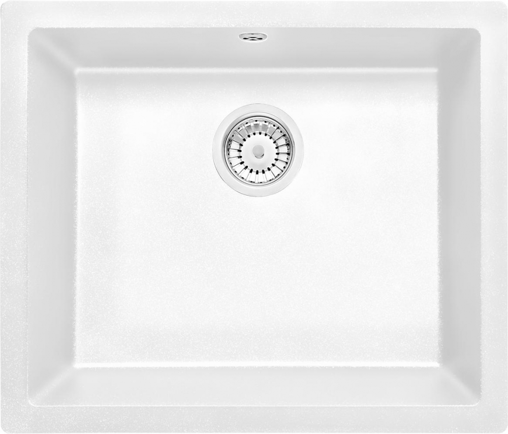 DE-Corda 1 square kitchen sink