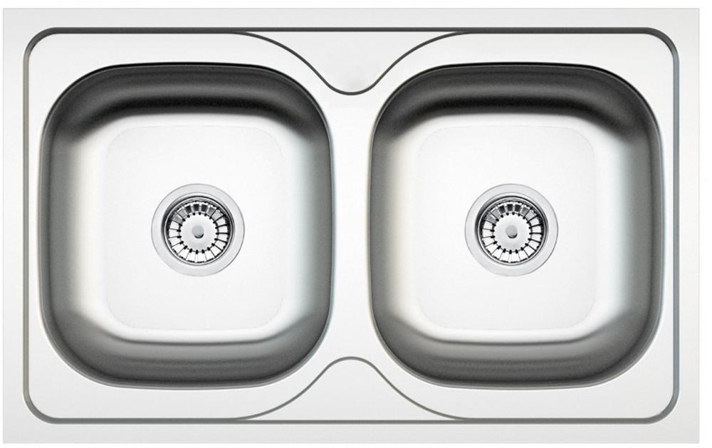 DE-Maredo 4 undermount stainless steel sink
