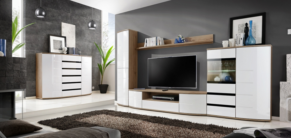 Timore 3 - entertainment sets furniture