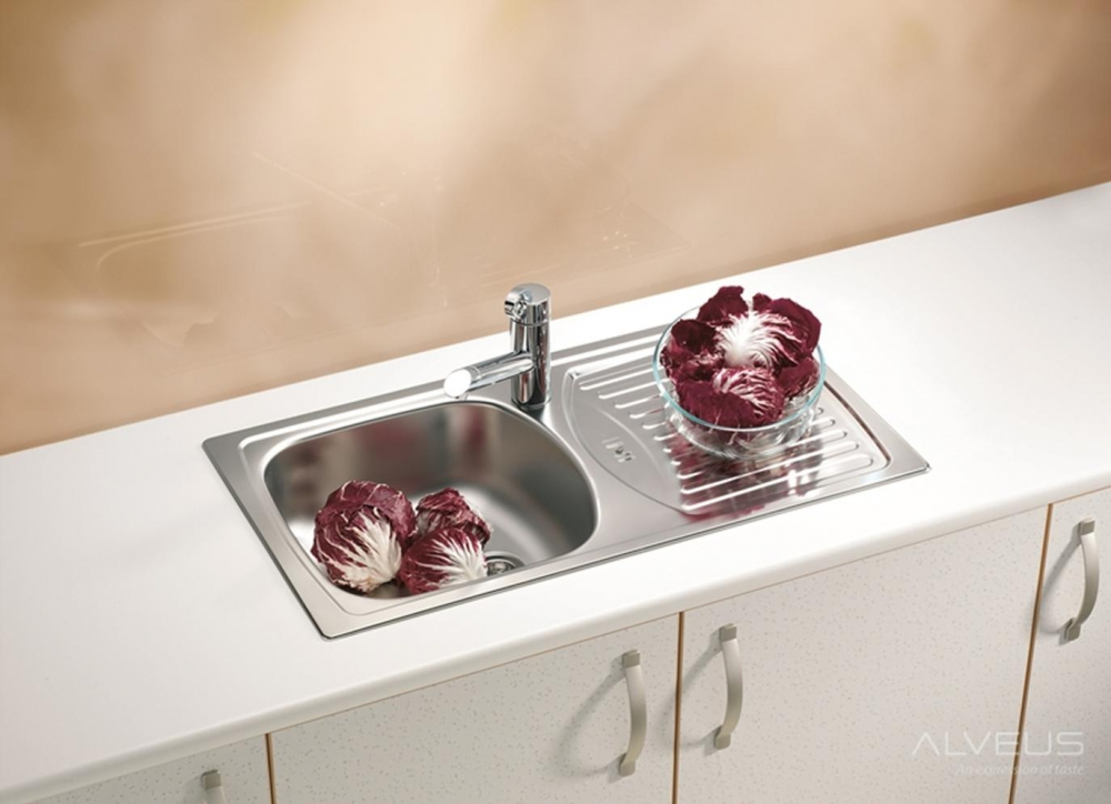 AS-Billings 150 stainless steel undermount sink