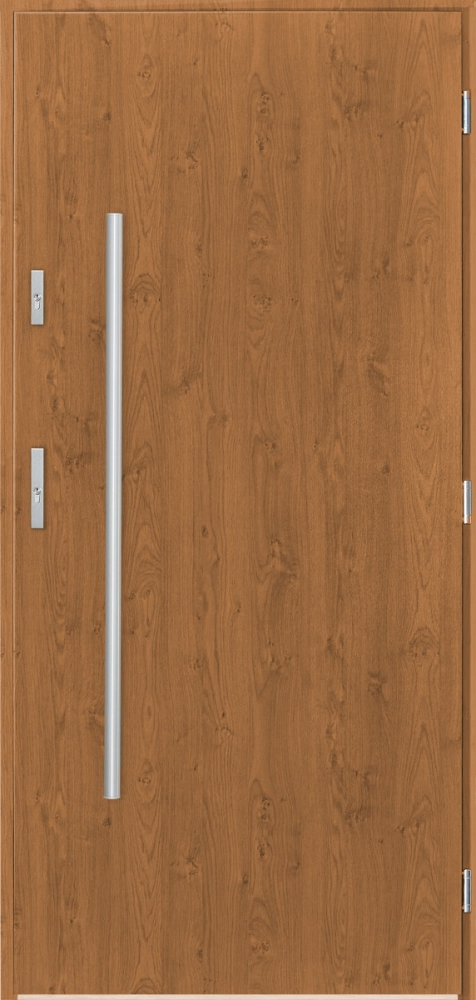 Columb - solid front door