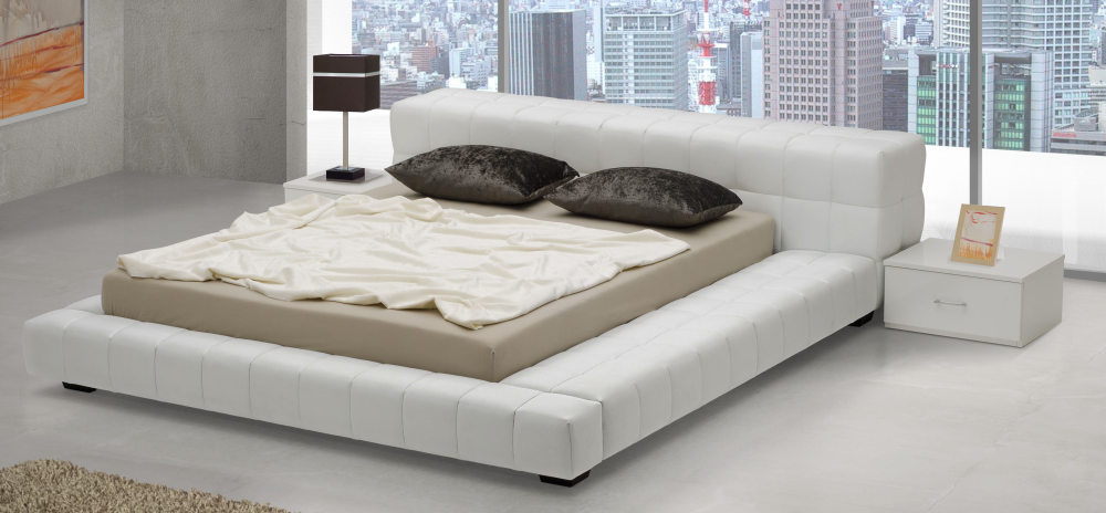 CUBE 2 - modern bed for sale