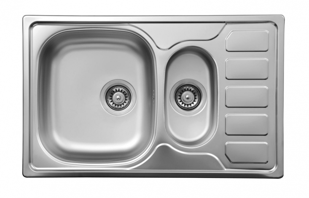 DE-Soul 3 metal kitchen sink