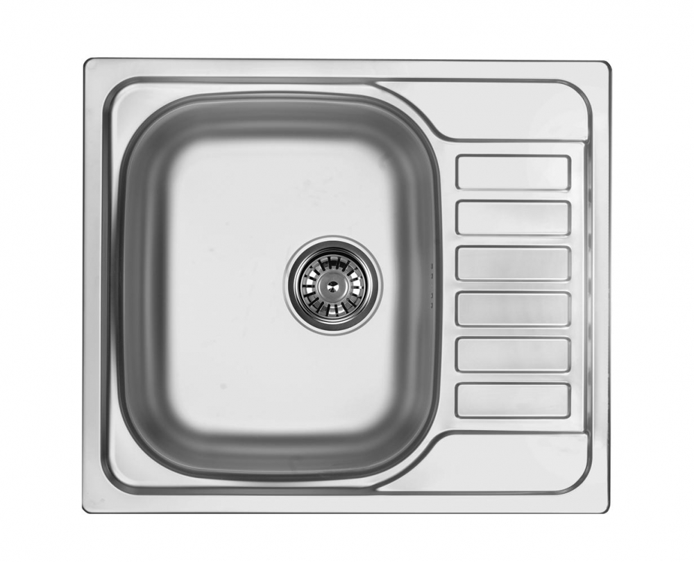 DE-Soul 1 stainless undermount kitchen sink