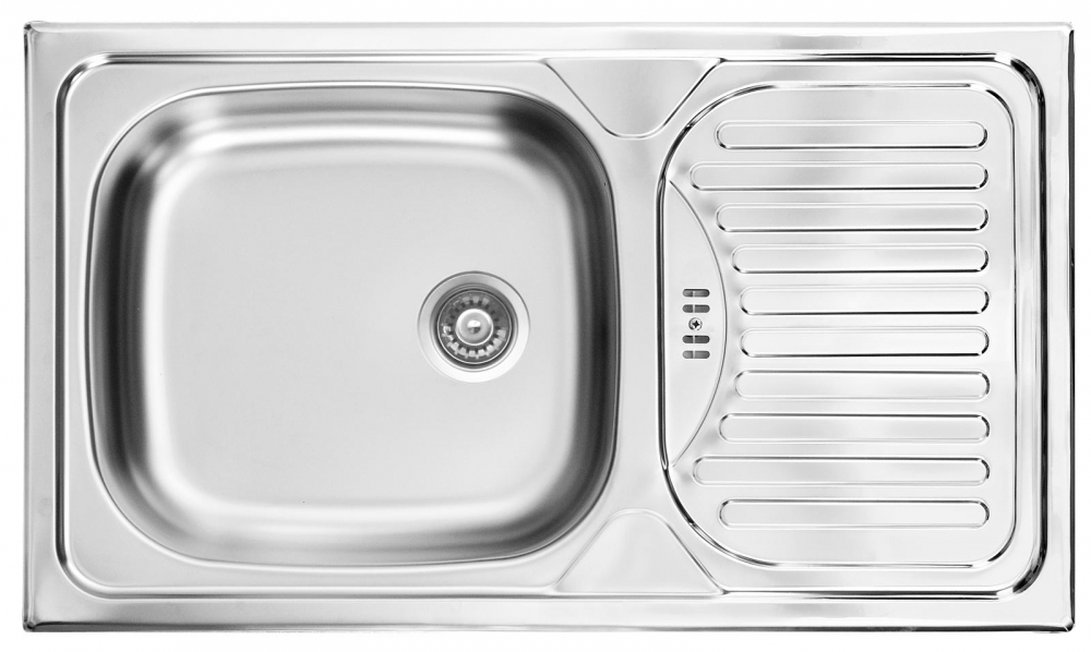 DE-Twist 3 best stainless steel kitchen sinks