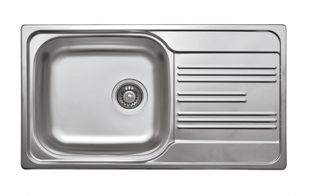 DE-Xylo 2 undermount stainless steel kitchen sink