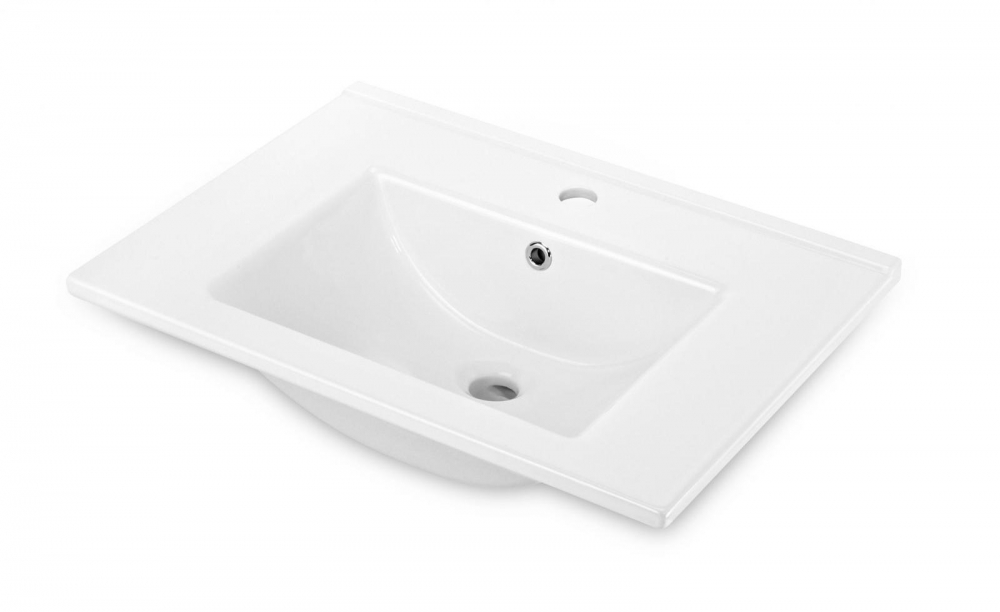 DE-Floks 2 compact bathroom sink