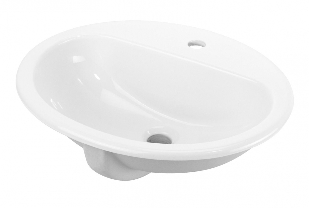 DE-Konwalia circle bathroom sinks