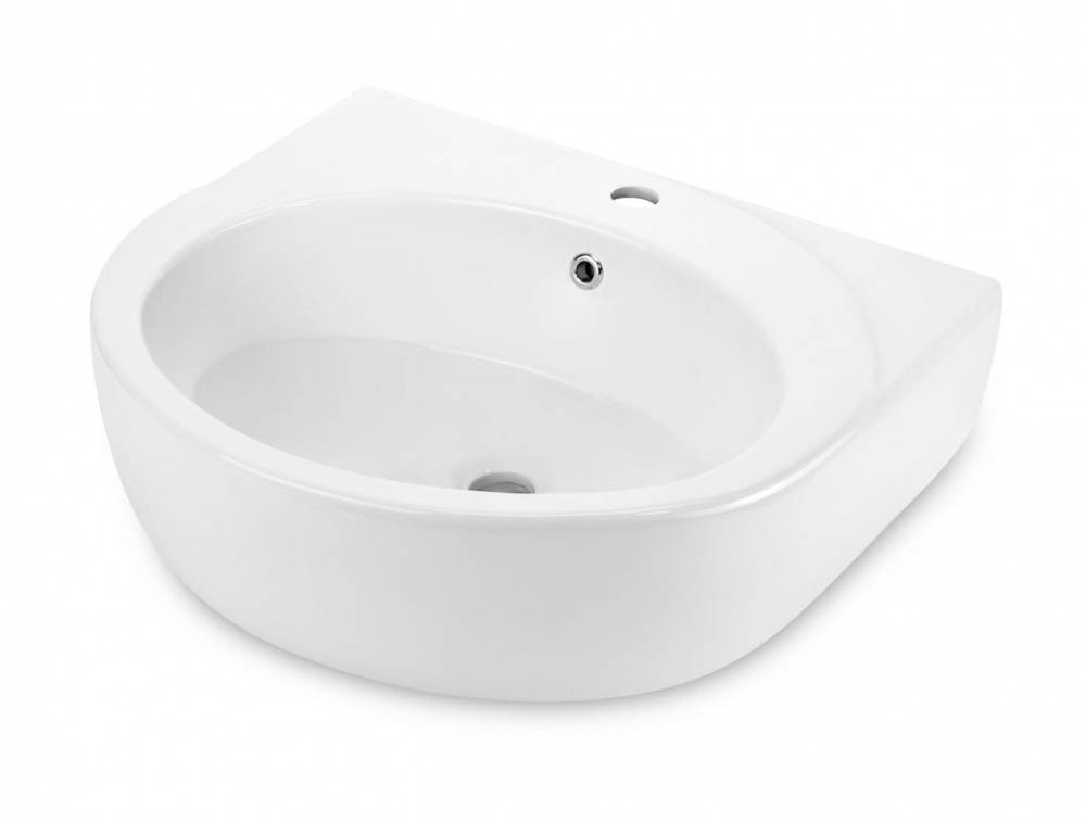 DE-Peonia round bathroom sink
