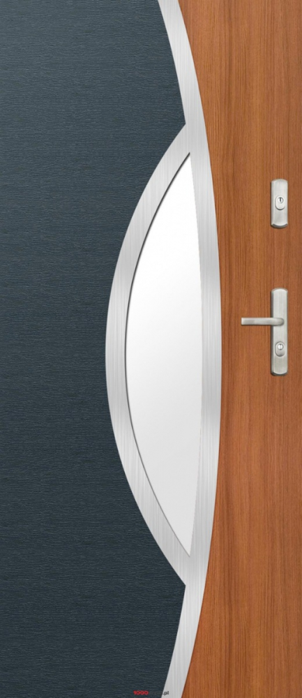 Kent DUO 11s6 - two colours external front door