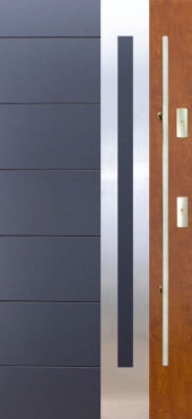 Kent DUO 13s1 - two colours exterior door