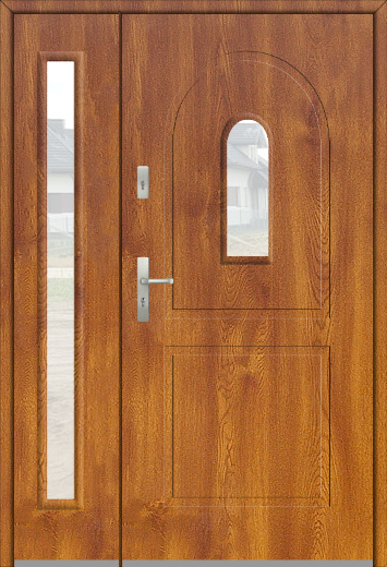Fargo 3 DB - double front door
