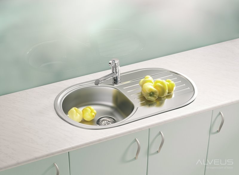 AS-Fremont 40 unique sinks stainless