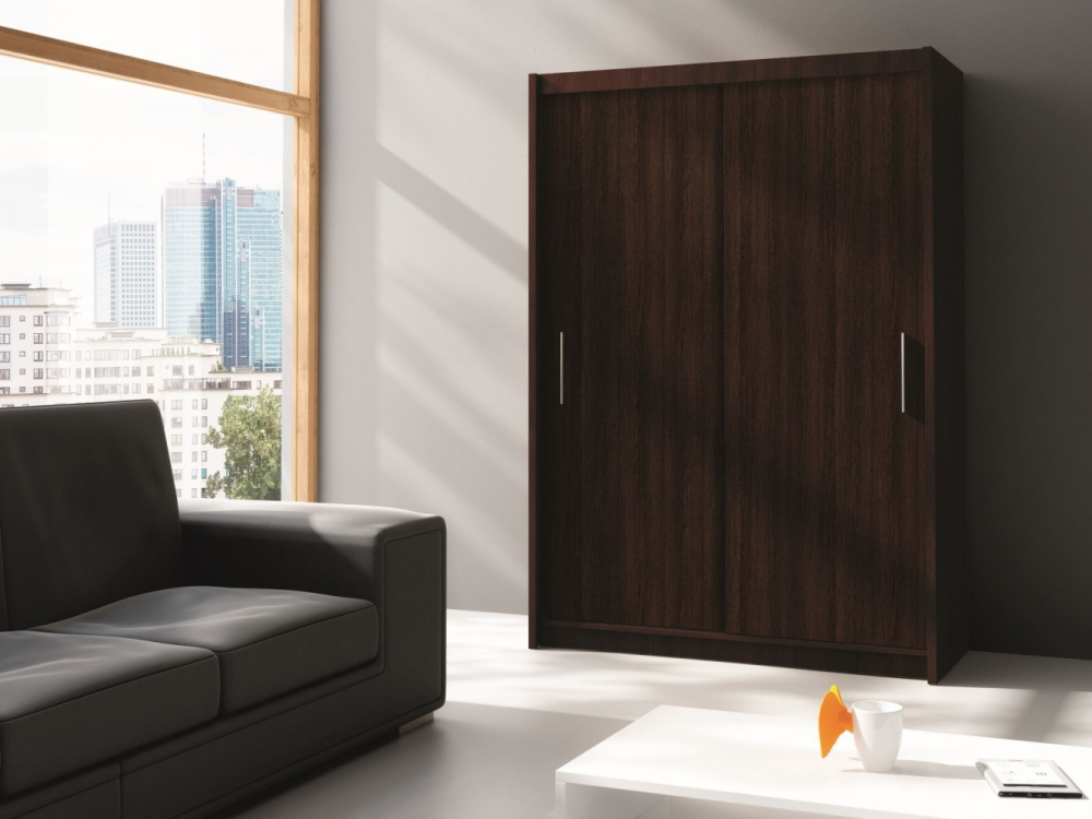 Montana 3 - wenge or plum affordable wardrobe