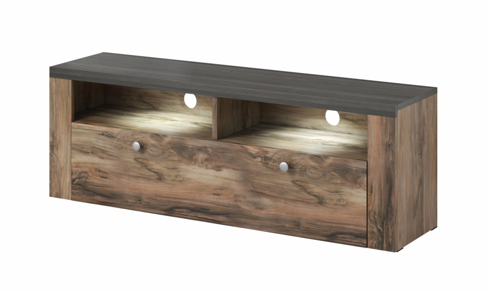 TV STAND LARONA - meuble tv suspendu