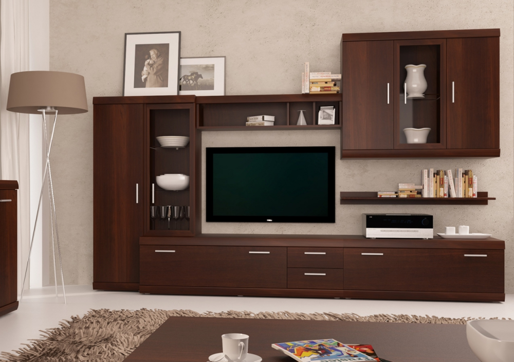 Imperial 1 - contemporary tv stands