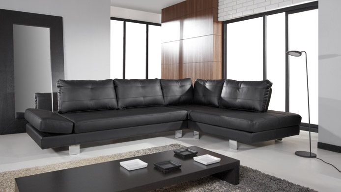MODERN II - affordable corner sofa