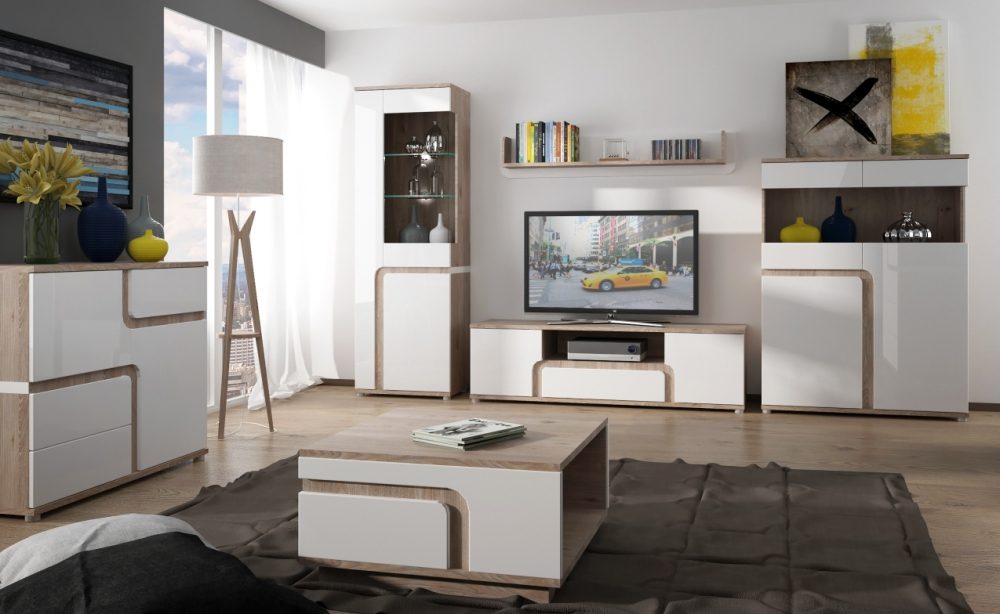 Milano 1 - meuble tv home cinema
