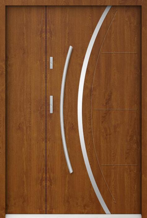 Sta Phoenix Uno - stalen deur