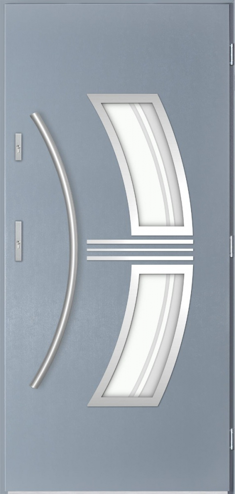 Sirius - external door with window