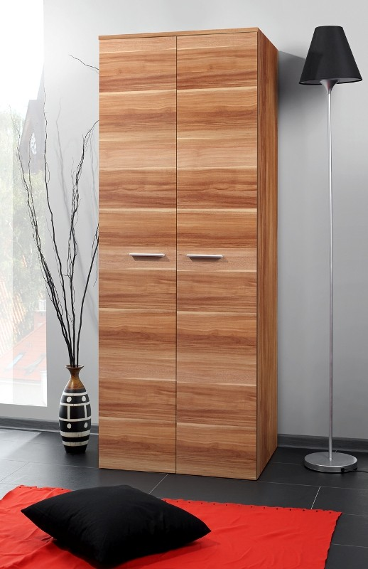 Wardrobe 70c - 2 door plum wardrobe
