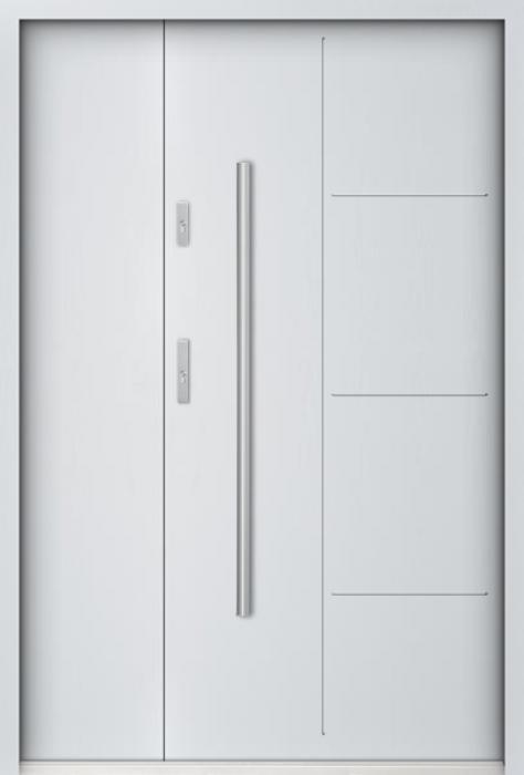 Tales Uno - steel exterior door
