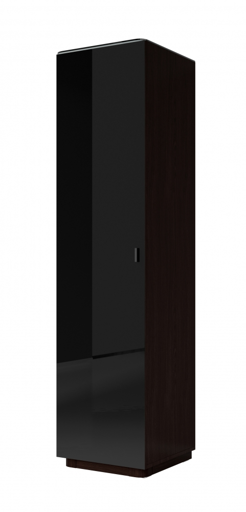 Wardrobe TOGO TYP 17 - wenge or black wardrobe