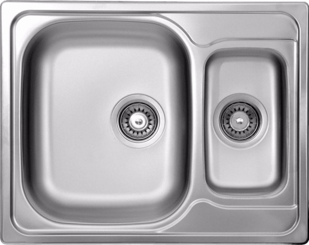 DE-Maredo 1 stainless steel kitchen sinks