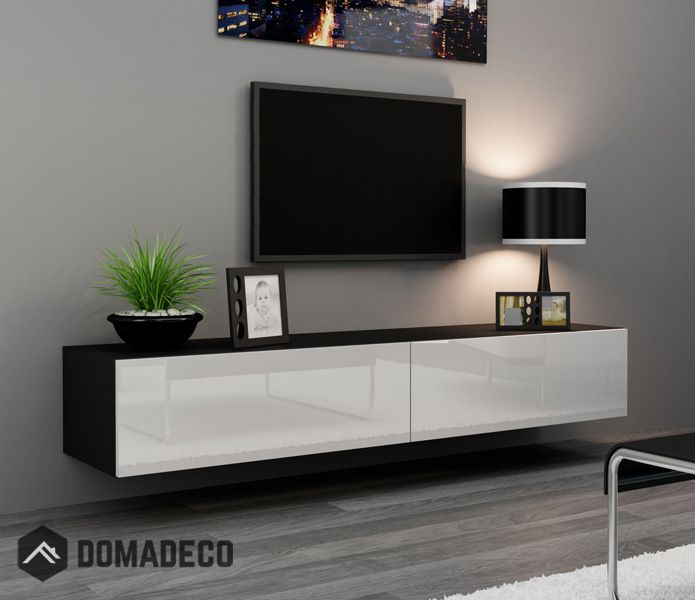 Seattle 24 Modern Tv Wall Unit With