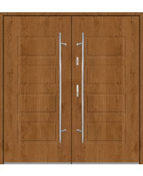 Fargo 13 double - double metal door