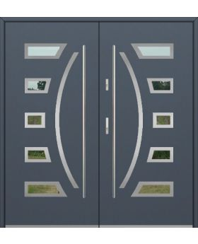 Fargo 23 double - external french door